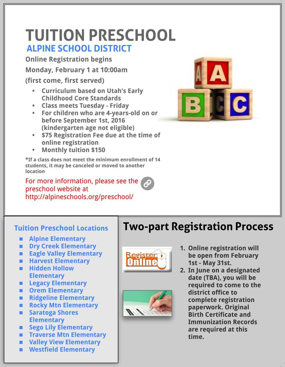 ASD Preschool